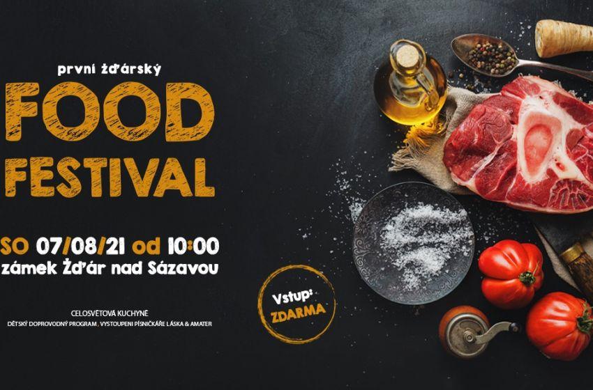 1. žďárský FOOD FESTIVAL - ZRUŠENO!