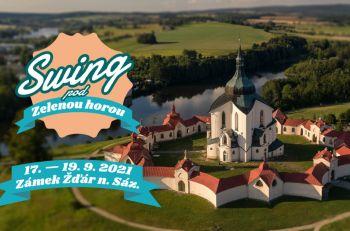 Aktuality - Swing pod Zelenou horou 2021