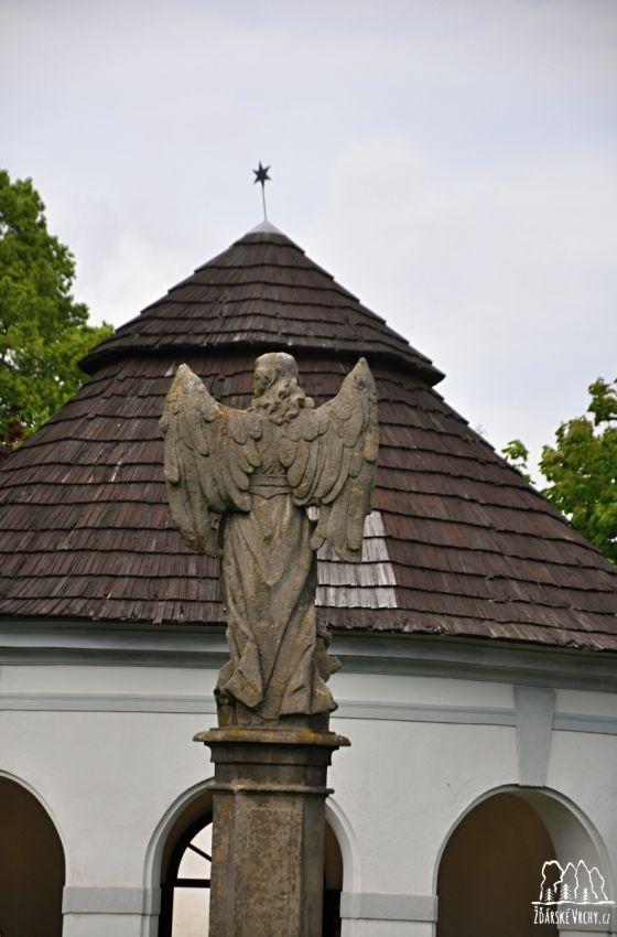 Prohlídka Dolního hřbitova - 797 x 1200