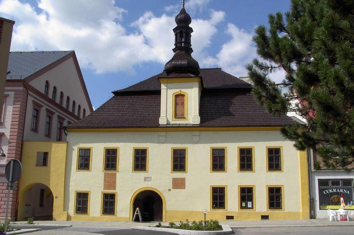 TIC Nové Město na Moravě - 2048 x 1536