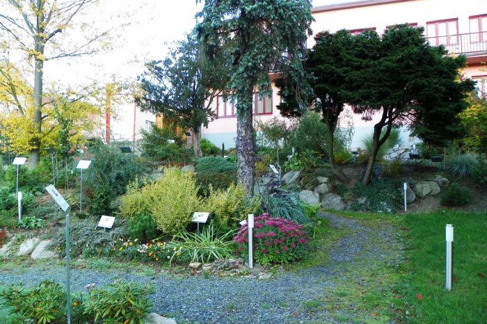 Arboretum Nové Město na Moravě - 1080 x 812