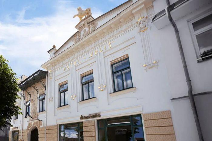 Rezidence Veliš - 984 x 891