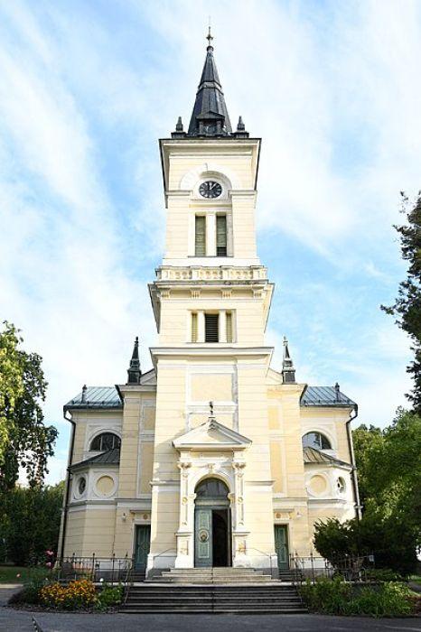 Evangelický kostel - 400 x 600