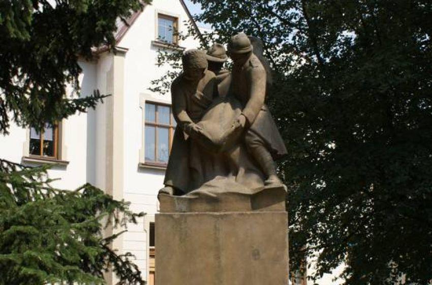 Pomník padlým vojínům