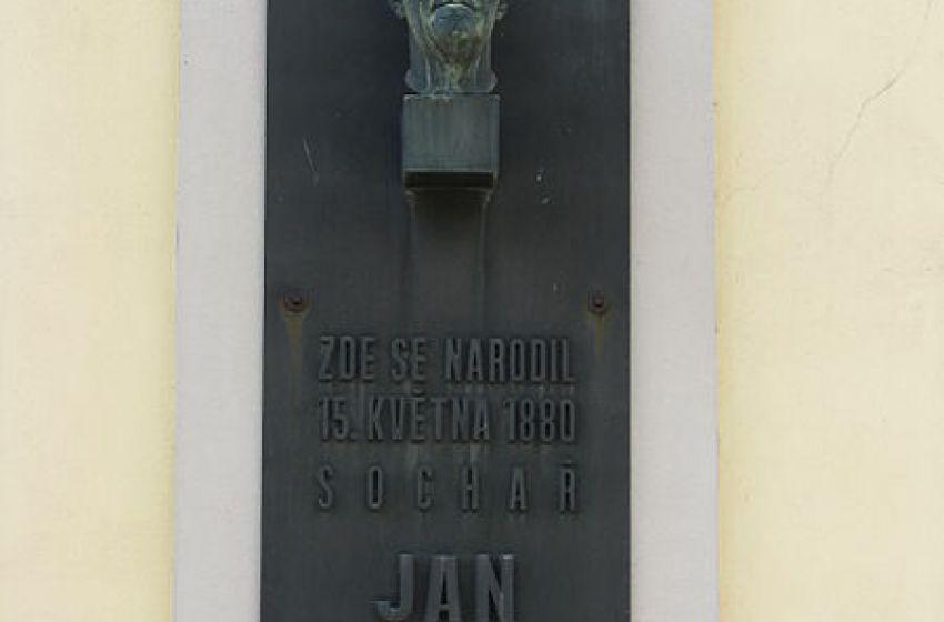 Rodný dům Jana Štursy