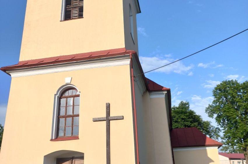 Filiální kostel sv.Markéty