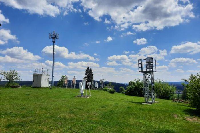Meteorologická stanice Svratouch - 666 x 500