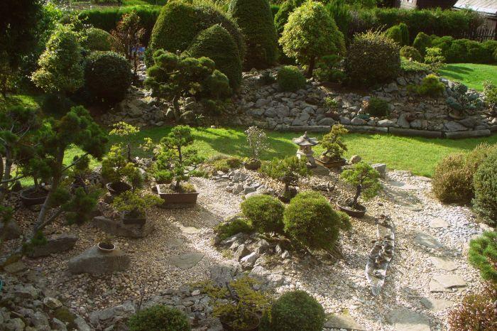 Japonská zahrada Sněžné - 2200 x 1650