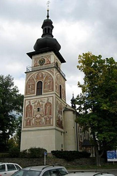 Kostel svaté Kunhuty - 250 x 333