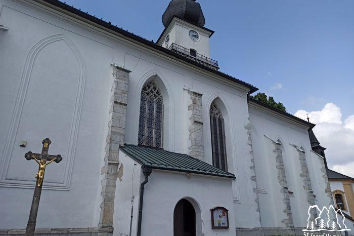 Věž kostela sv. Prokopa - 1598 x 1200