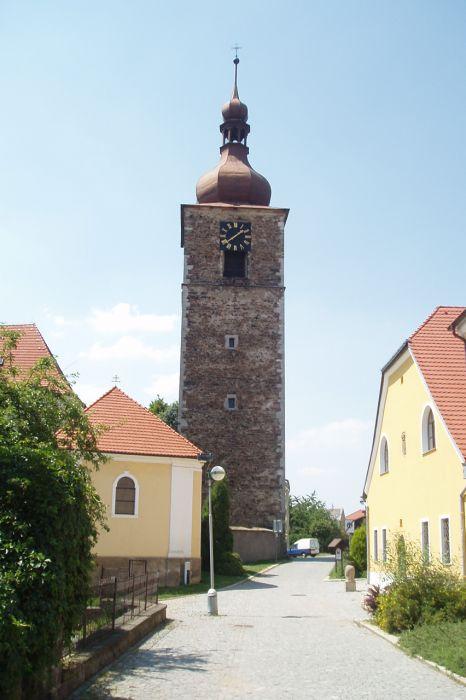 Přibyslavská věž - 960 x 1280
